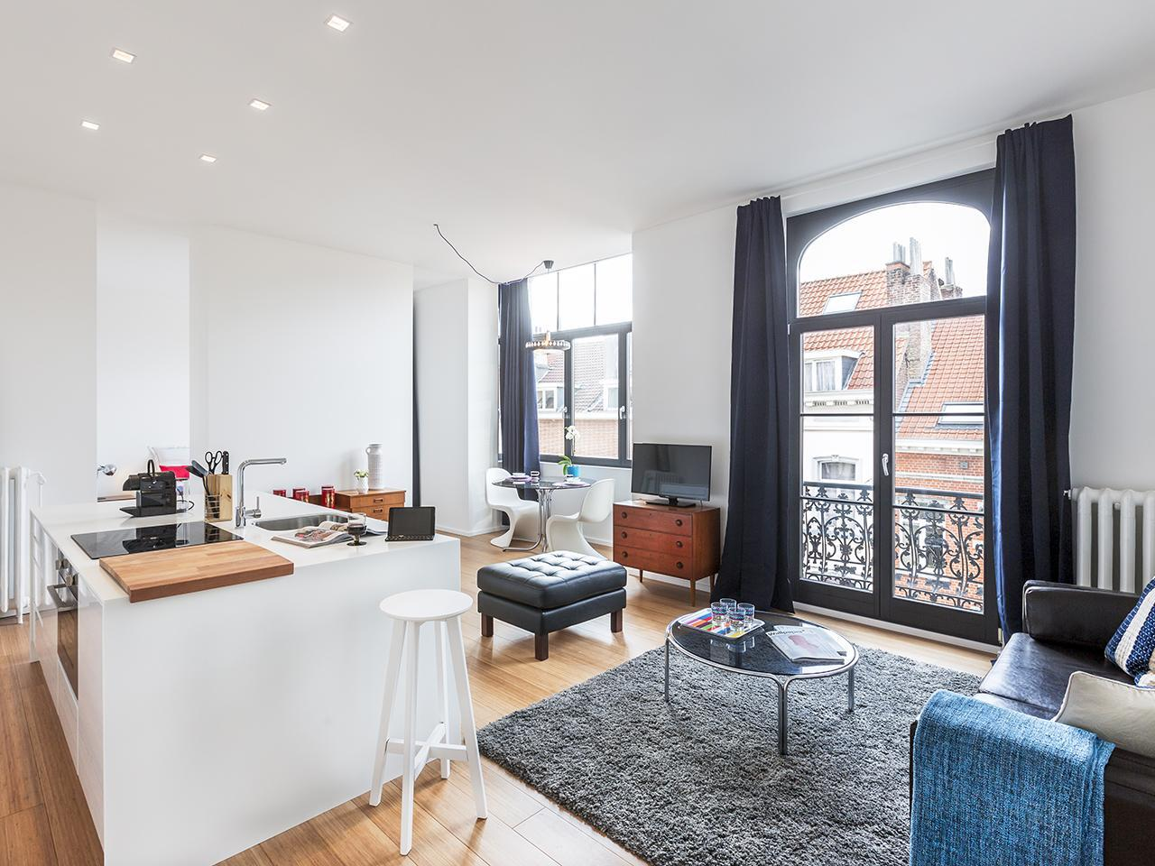 Furnished apartments in Brussels | Housestories